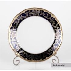 Набор из 6 тарелок Ювел синий Rosenthal