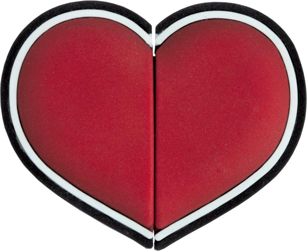 Флешка Сердце, 8 Гб