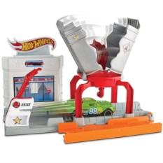 Игровой набор Mattel Hot Wheels Взрывная трасса