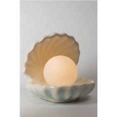 Декоративный светильник жемчужина