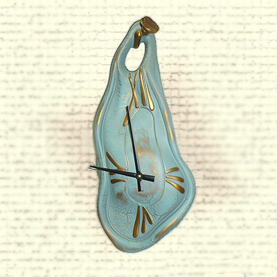 Часы настенные BLOB