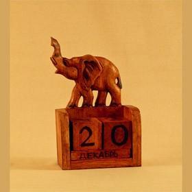 Календарь Слон