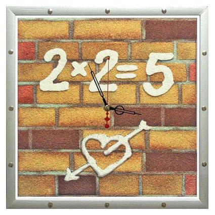 Часы «Школьная любовь»