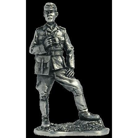 Офицер Вермахта в Тунисе, 1943 год