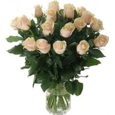 Букет из 19 роз (50 см)