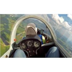 Урок парящего полета на планере Twin Astir