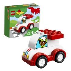 Конструктор Lego Duplo Мой первый гоночный автомобиль