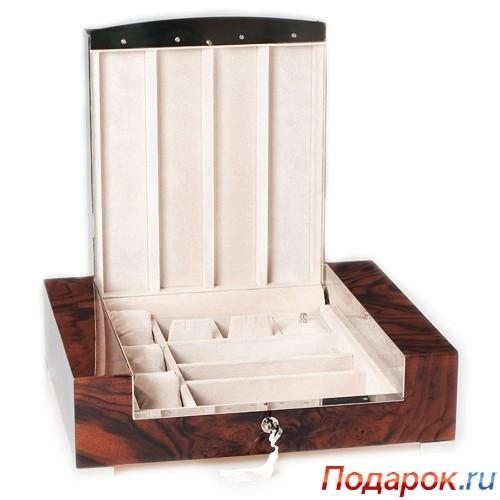 Шкатулка для часов и ювелирных украшений от Giglio