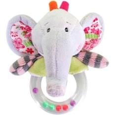 Мягкая игрушка-погремушка Слон