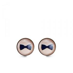 Серьги-гвоздики Cutie – Bow tie