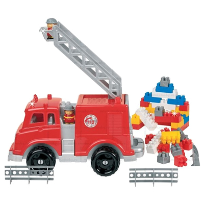 Пожарная машина-конструктор