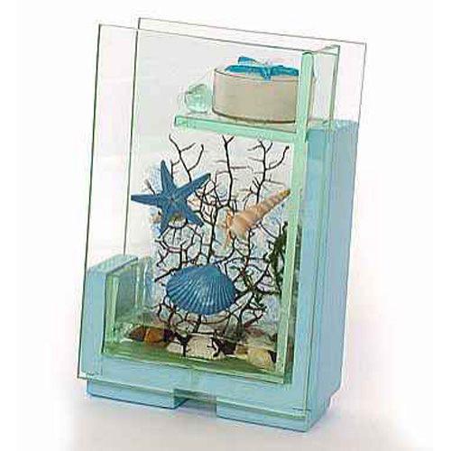 Подсвечник стеклянный