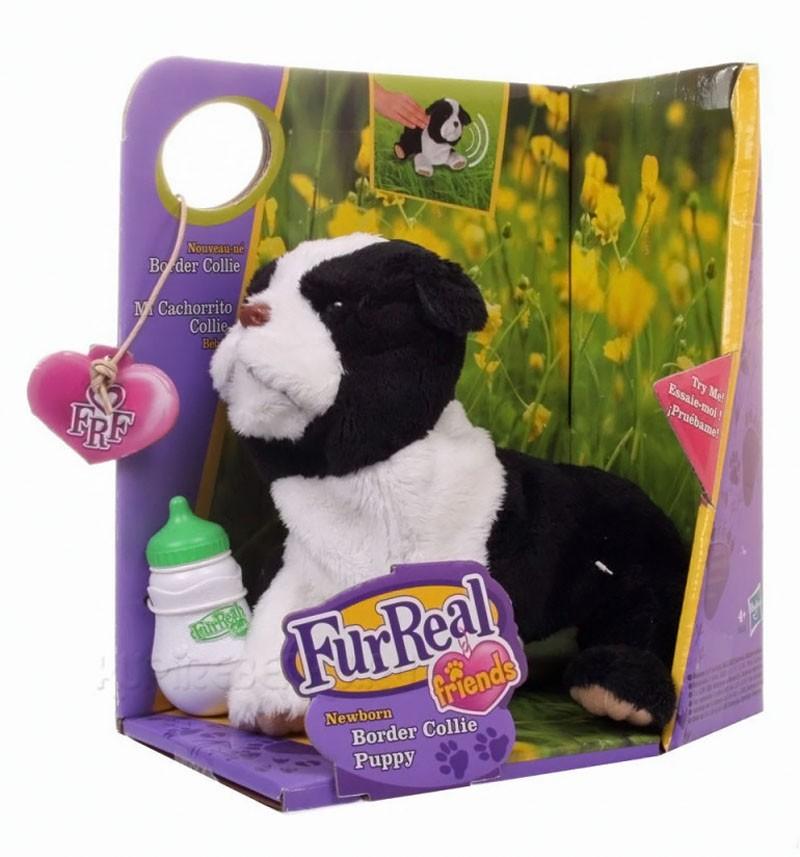 Интерактивная игрушка Hasbro Щенок новорожденный