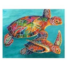 Алмазная вышивка «Морские черепахи»