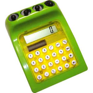 Калькулятор без батареек