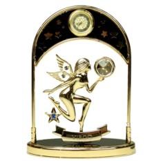 Фигурка Swarovski с часами Знак зодиака Дева