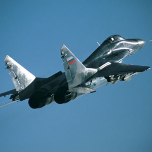 «Высший пилотаж МИГ-29»