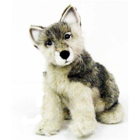 Мягкая игрушка Hansa «Волк»