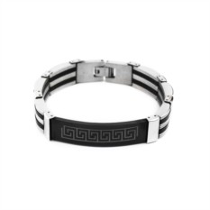 Мужской браслет из стали Fashion steel FSSB024