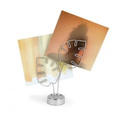 Держатель для фотографий Leaflet (цвет: хром)