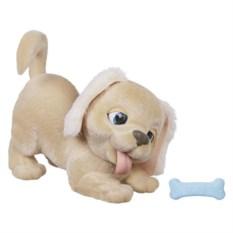 Мягкая игрушка Hasbro Пушистый друг щенок Голди