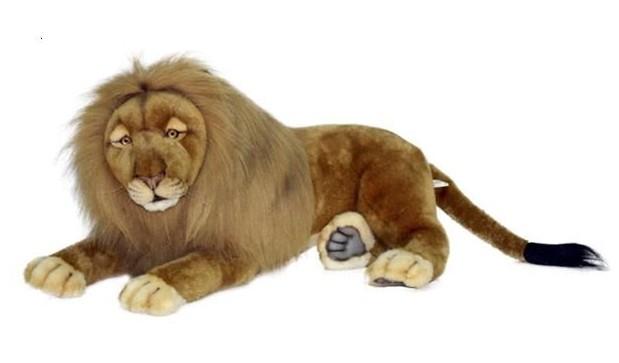 Мягкая игрушка Лев,  65 см, HANSA