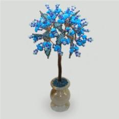 Дерево из бирюзы Домашнее счастье