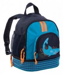 Синий рюкзак «Акула»
