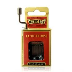 Карманная шарманка La Vie En Rose