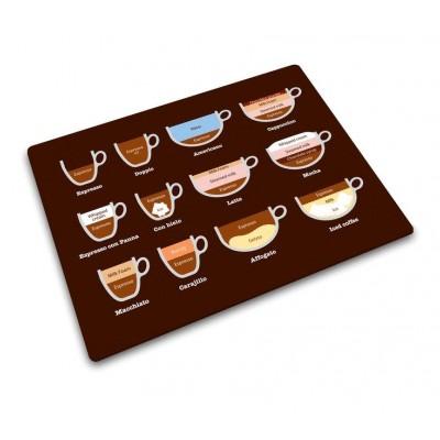 Доска разделочная «Чашечка кофе»