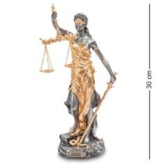 Статуэтка Фемида – богиня правосудия , высота 30 см