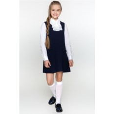 Синее платье для девочек Acoola Erl