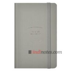 Записная книжка Ogami Professional Small Grey Hardcover