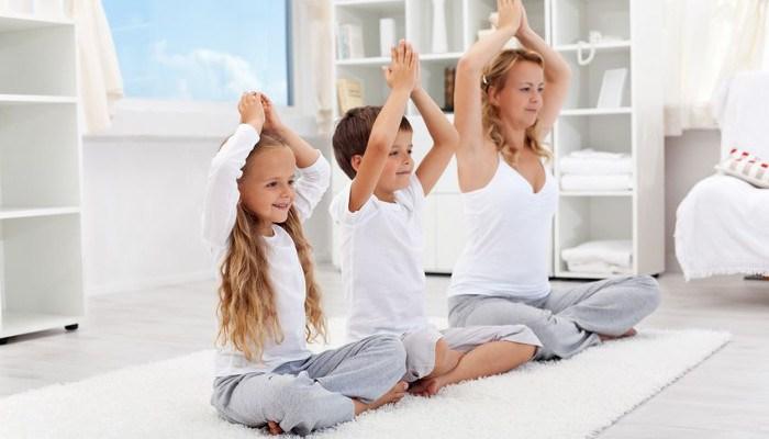 Подарочный сертификат Детская йога в «Инь-Ян»