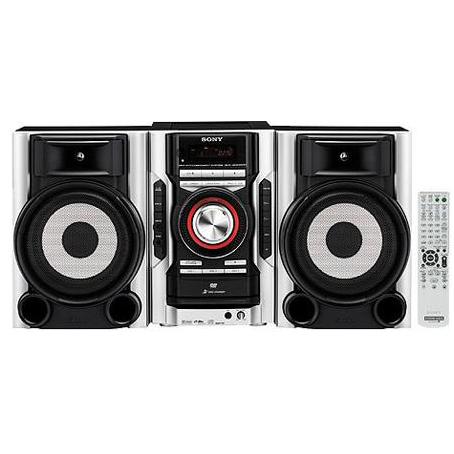 Музыкальный центр Sony MHC-GNZ333D