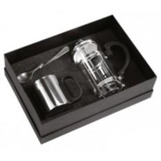 Набор из заварочного чайника, кружки и чудо-ложки
