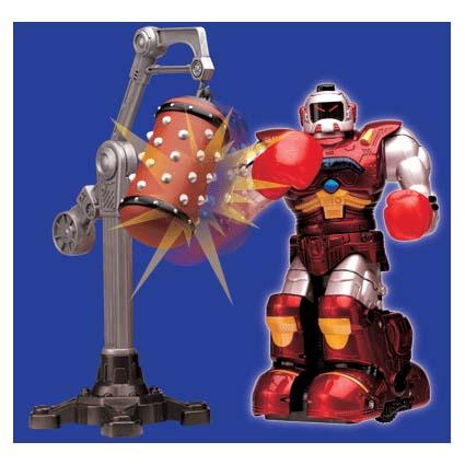Робот-боксер HAP-P-KID