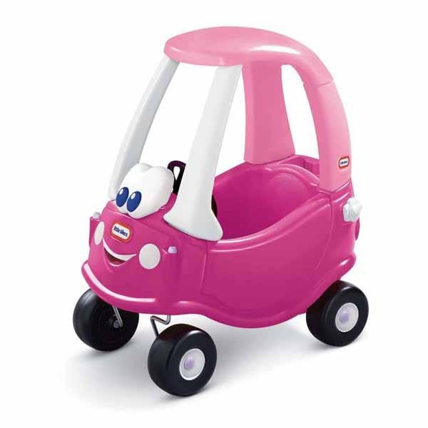 Каталка Розовая Машина LittleTikes