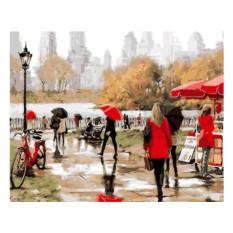 Картины по номерам «Центральный парк»