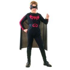 Детский карнавальный костюм Бэтмен с очками