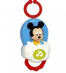 Погремушка для коляски Микки Маус