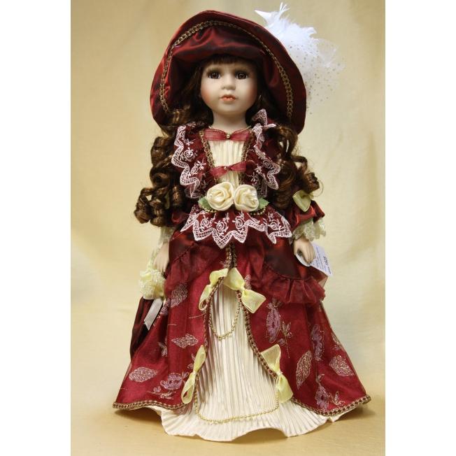 Фарфоровая кукла «Александра»