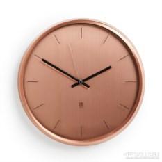 Медные настенные часы Мeta