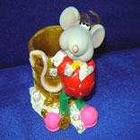 Мышка-подставка