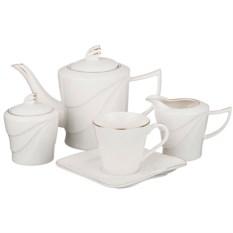 Чайный сервиз на 6 персон Утонченность