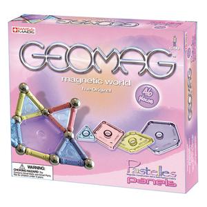 Магнитный конструктор Geomag Pastelles Panels 46