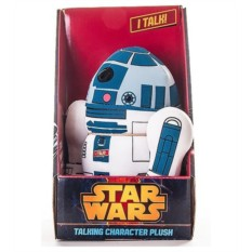Мягкая игрушка StarWars Звездные войны. Р2-Д2 (23 см)