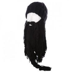 Бородатая шапка Roadie Black