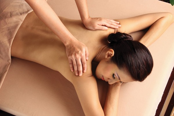 Подарочный сертификат Классический общий массаж