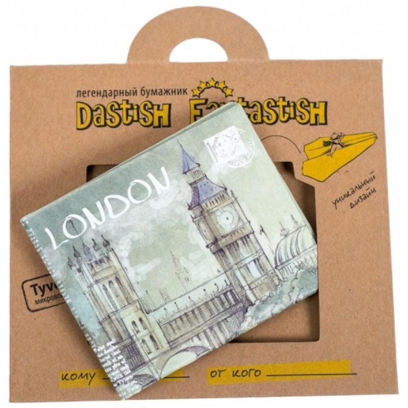 Бумажник Dastish fantastish Лондон